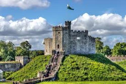 Cardiff Castle Building