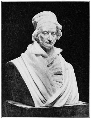 Carl Friedrich Gauss Statue
