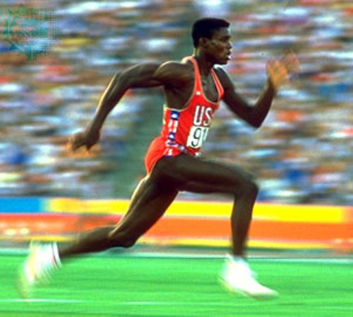 Carl Lewis Facts