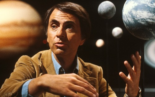 Carl Sagan Facts