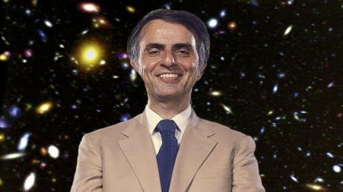 Carl Sagan Image