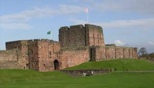 Carlisle Castle History