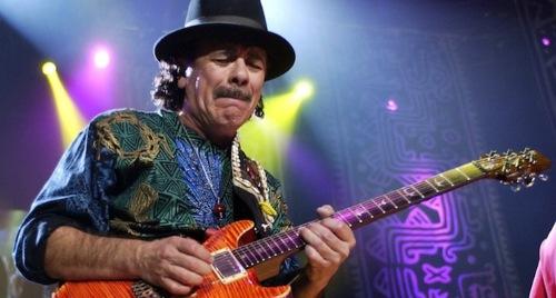 Carlos Santana Facts