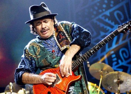 Carlos Santana Image