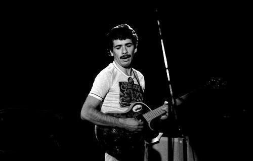 Carlos Santana Young