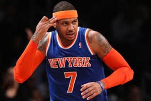 Carmelo Anthony Facts