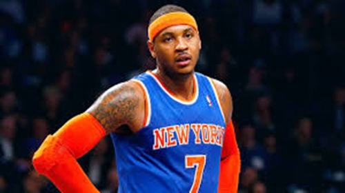 Carmelo Anthony NBA