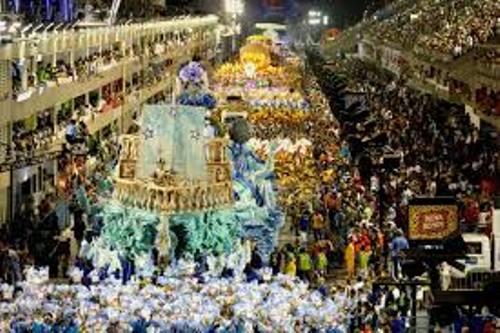 Carnival in Brazil Image