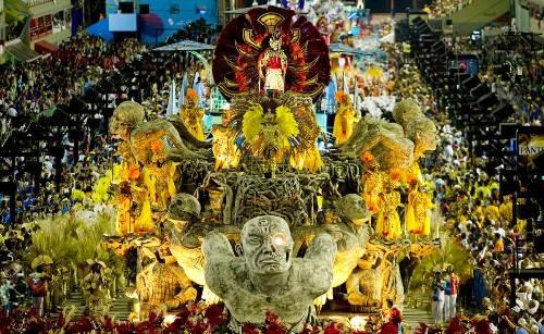 Carnival in Brazil Pic