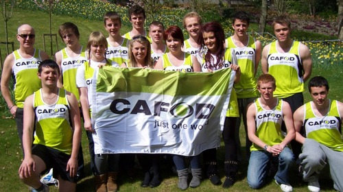 Facts about CAFOD