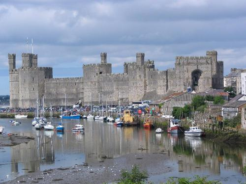 Facts about Caernarfon Castle