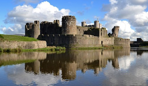 Facts about Caerphilly Castle