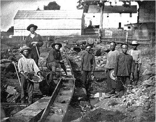 Facts about California Gold Rush