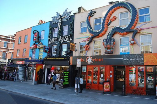 Facts about Camden Town