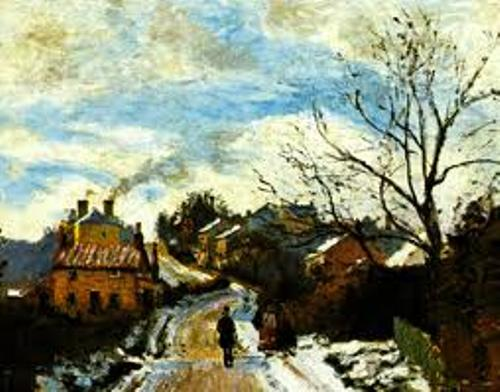 Facts about Camille Pissarro