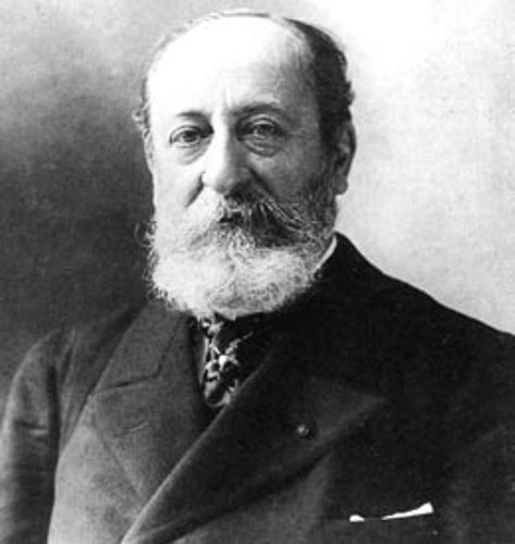 Facts about Camille Saint Saens