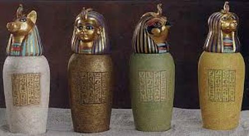Facts about Canopic Jars