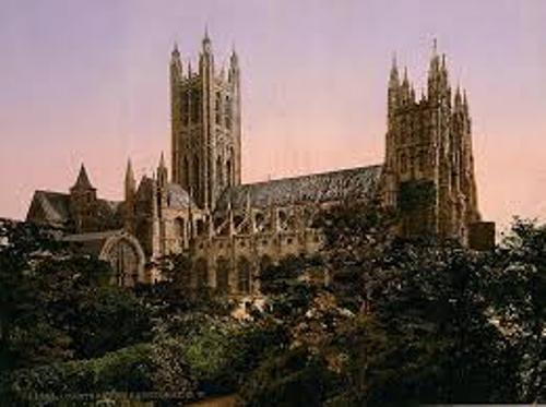 Facts about Canterbury Cathedral