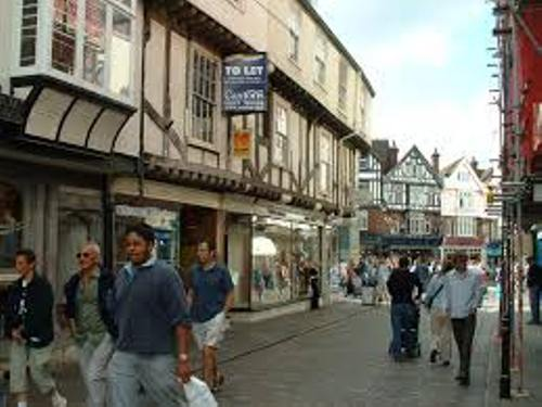 Facts about Canterbury