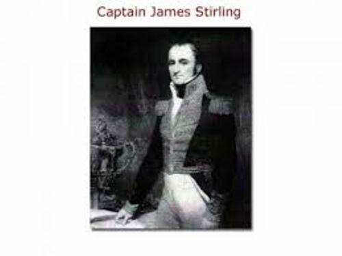 Facts about Captain James Stirling