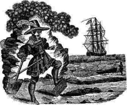 Facts about Captain Kidd