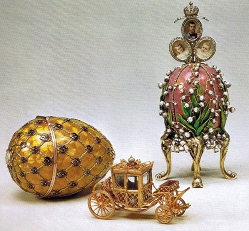Facts about Carl Faberge