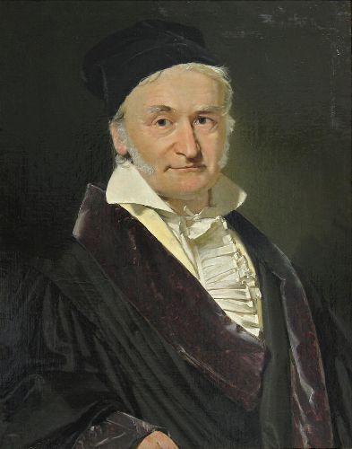 Facts about Carl Friedrich Gauss