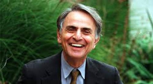 Facts about Carl Sagan