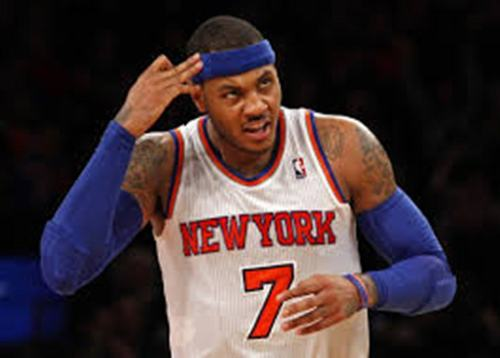 Facts about Carmelo Anthony
