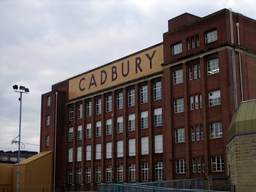 facts about Cadbury