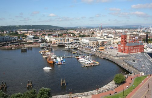facts about Cardiff Bay