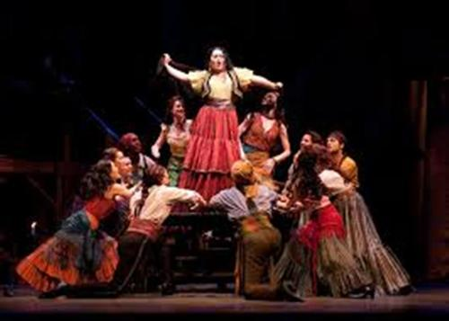 Carmen Opera Facts