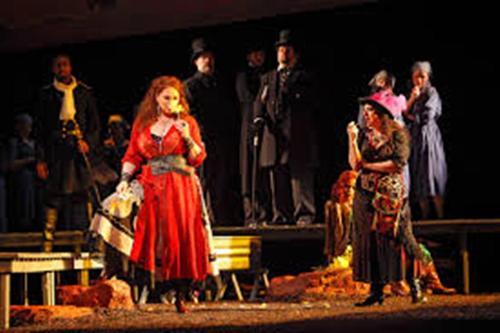 Carmen Opera Pictures