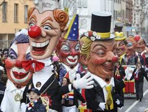 Carnival in Germany Facts