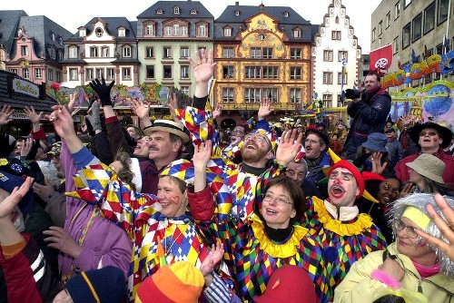 Carnival in Germany Tour