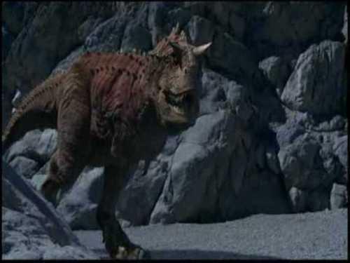 Carnotaurus Size