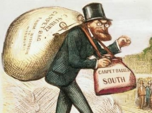 10 Facts about Carpetbaggers | Fact File