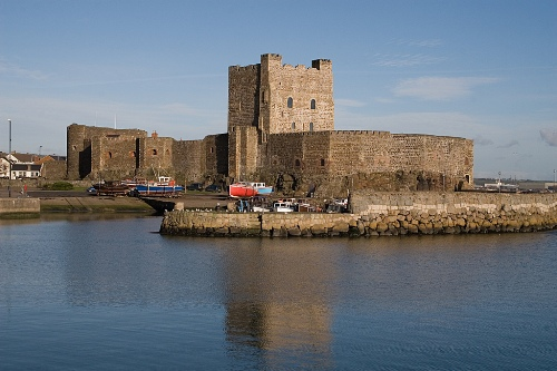 Carrickfergus Castle Beauty