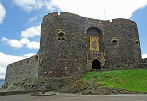 Carrickfergus Castle Facts
