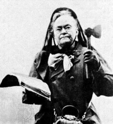 Carrie Nation Facts