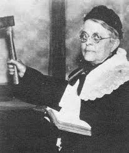 Carrie Nation Image