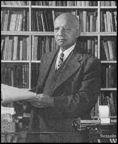 Carter G Woodson Author