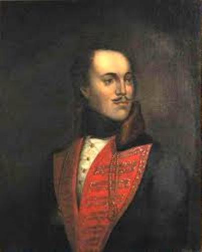 Casimir Pulaski Painting