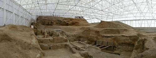 Catal Huyuk Ruins