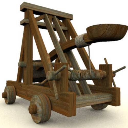 10 Facts about Catapults | Fact File