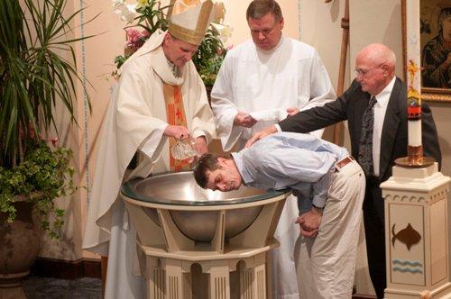 Catholic Baptism Image