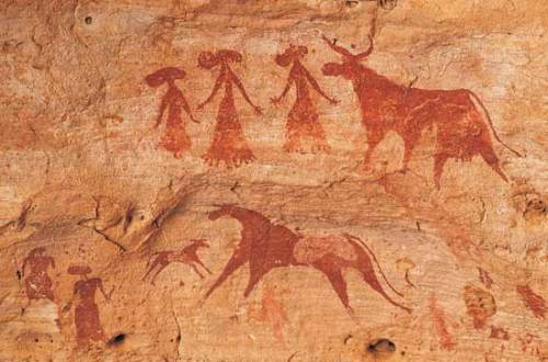 Cave Painting Pic
