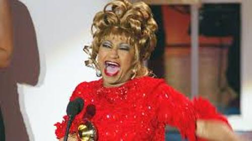 Celia Cruz Singer