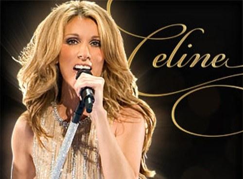 Celine Dion Singer