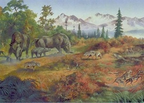 Cenozoic Era Animals